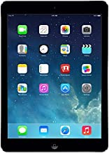 Apple iPad Air  - 32 Go - Gris Sidéral (Import Europe + prise FR)