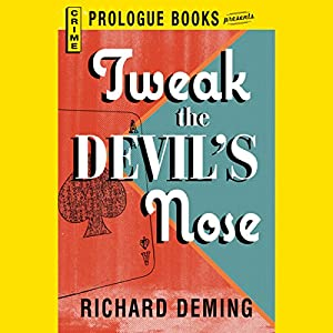 Tweak the Devil's Nose Audiobook