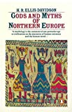 Gods and Myths of Northern Europe (0140136274) by Davidson, H.R. Ellis