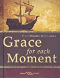By Solly Ozrovech Grace for Each Moment (One Minute Devotions) [Hardcover]