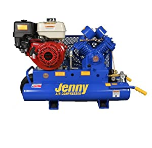 Amazon Com Jenny Compressors G9hga 8p 8 Hp 8 Gallon Tank