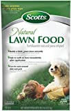 Scotts Natural Lawn Food - 4,000-sq ft (Natural Lawn Fertilizer) (Not Sold in CT, MD, ME, MN, NY, WA, WI, Pinnellas County, FL)