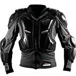 EVS BJ33 Youth Ballistic Jersey Off-Road/Dirt Bike Motorcycle Body Armor - Large