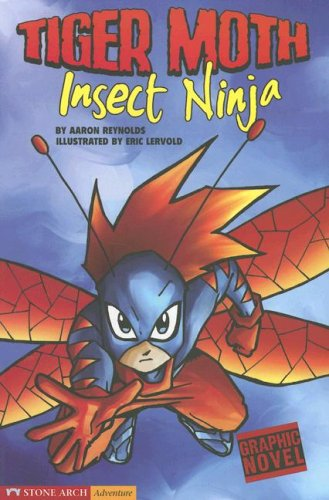 Insect Ninja (Graphic Sparks Graphic Novels)