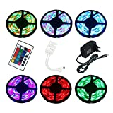 ALED LIGHT 5m Wasserdicht RGB LED Streifen mit 300 LEDs (SMD...