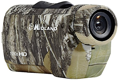 Midland C1093.01 XTC-285 Caméra d'action Xtreme (Full HD, USB, Emplacement de carte micro-SD)