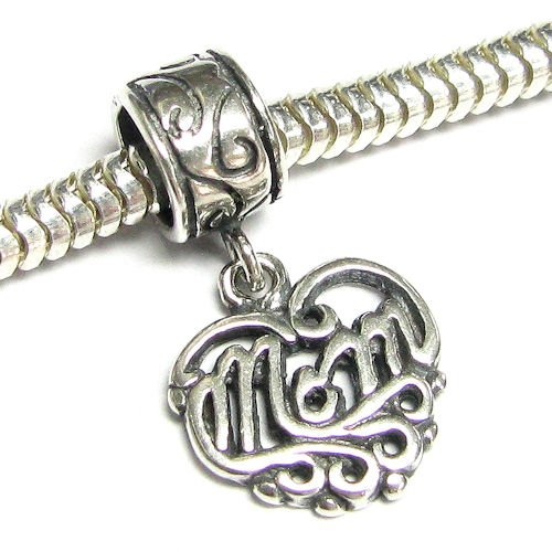 Queenberry Mother's Day Gift Sterling Silver