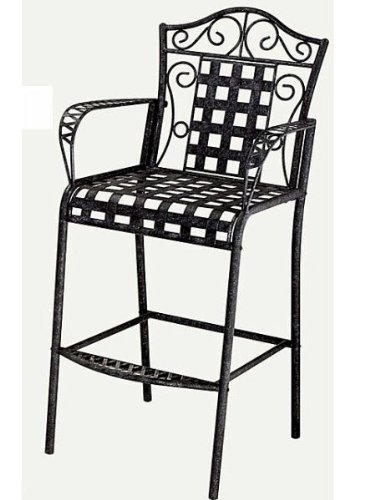 Patio sets clearance international caravan mandalay set for Tall patio chairs sale