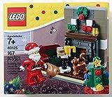 LEGO 40125 Christmas Santa's Visit