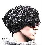 【ノーブランド品】選べる3色 ボーダー ニット帽 スノー ワッチ ニットキャップ ワッチキャップ メンズ レディース