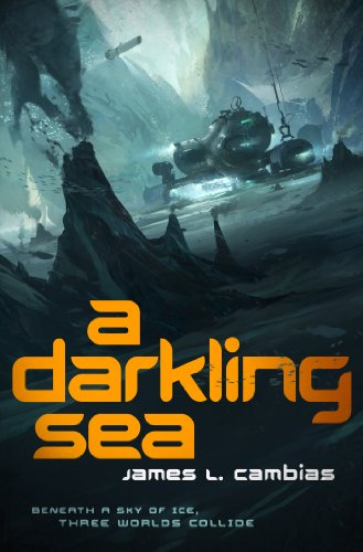 A Darkling Sea cover