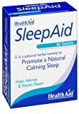 HealthAid SleepAid - Pack of 60 Tablets