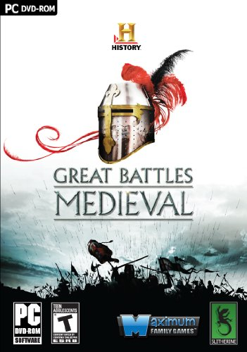 History Great Battles Medieval - Standard Edition