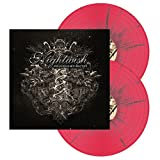 Endless Forms Most Beautiful Magenta w/ Silver Splatter Vinyl