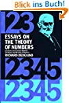 Essays on the Theory of Numbers (Dove...
