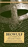 Beowulf and Other Old English Poems (0553213474) by Hieatt, Constance R.