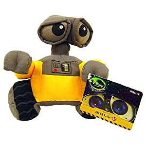 "Disney Pixar Wall-E 6"" Wall-E Plush"