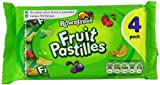 Nestlé Rowntree's Fruit Pastilles Tube 210 g (Pack of 20, Total 80 Sweets)