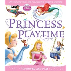 Princess Playtime (Discover and Play (Busy Book))