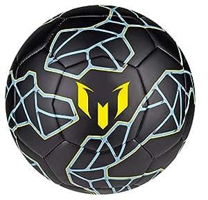 Amazon.com: Adidas Performance Messi Soccer Ball Size 5 (black): Toys