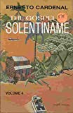 The Gospel in Solentiname Vol 4 (088344173X) by Cardenal, Ernesto