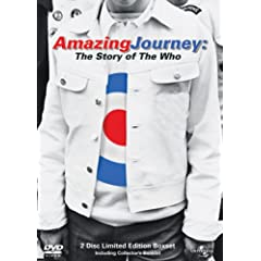 The Who Amazing Journey The Story Of The Who inc Covers Resource RG preview 0