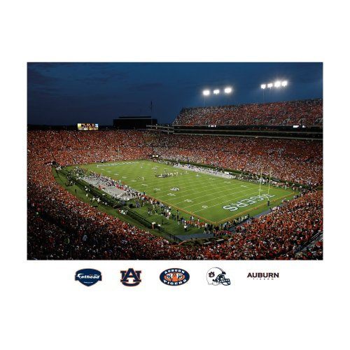 NCAA Auburn Tigers Jordan-Hare Stadium Mural Wall Graphic at Amazon.com