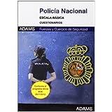 Policía Nacional (Escala Básica). Cuestionarios