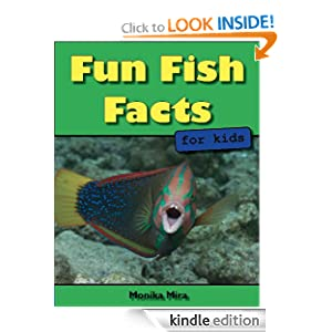 Fun fish facts for kids science and nature for young for Fish facts for kids
