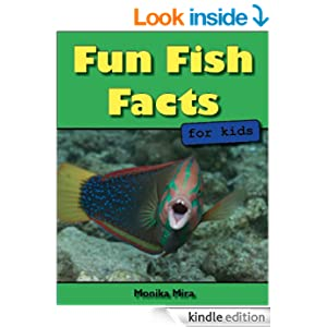 Fun fish facts for kids science and nature for Fun fish facts