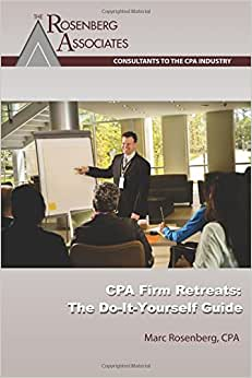 CPA Firm Retreats:The Do-It-Yourself Guide