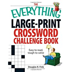 The Everything Large-print Crossword Challenge Book