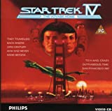 STAR TREK IV - The Voyage Home (VIDEO CD)