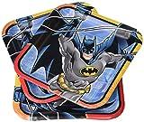 Amscan International 23cm Batman eckig Teller
