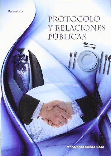 PROTOCOLO Y RELACIONES PUBLICAS descarga pdf epub mobi fb2
