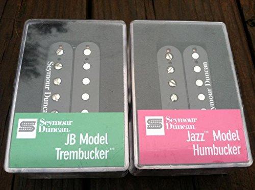 Seymour Duncan TB-4 JB Bridge Trembucker & SH-2 Jazz Neck