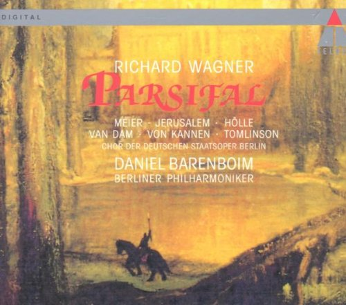 Wagner: Parsifal (Wagner Great Operas compare prices)