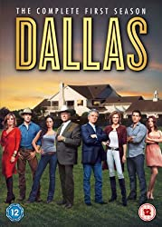 Dallas - Season 1 (DVD + UV Copy)