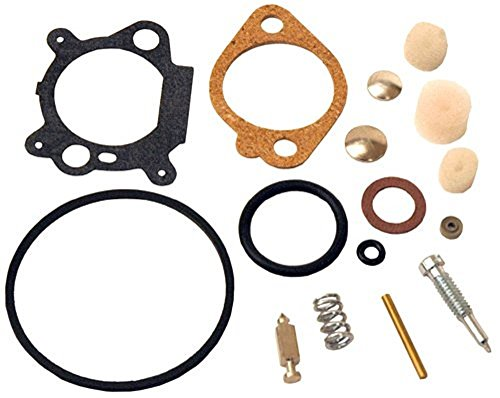 Genuine Briggs & Stratton 498260 Carburetor Overhaul Kit (Small Engine Parts Carburetor compare prices)