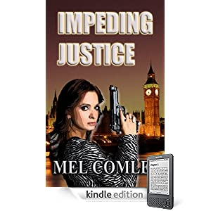 Impeding Justice (A Lorne Simpkins thriller)