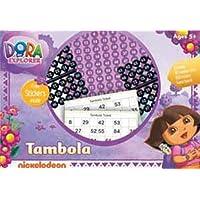 Dora The Explorer Tambola, Multi Color