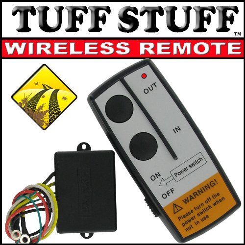 Find Cheap Tuff Stuff Wireless Winch Remote Control Kit
