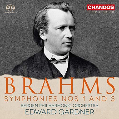 SACD : BRAHMS / BERGEN PHILHARMONIC ORCHESTRA / GARDNER - Symphonies 1