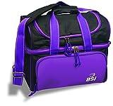 BSI Taxi Single Ball Tote Bag (Black/Purple)