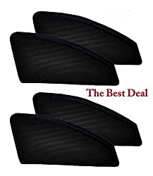 The Best Deal In Magnetic Car Sun Shades/ Curtain Ford Endeavour Old -Set of 4