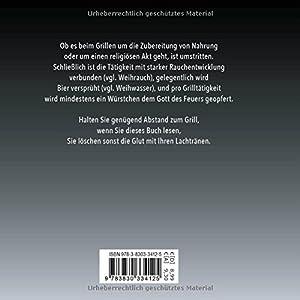 Soll das so dunkel?: Das Grillbuch