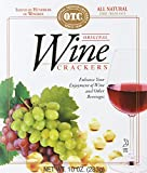 O.T.C. Wine Crackers, 10-Ounce Boxes (Pack of 12)