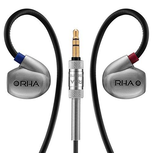 【国内正規品】RHA T20 カナル型イヤホン ハイレゾ対応英国発ハイエンドイヤホン 270917