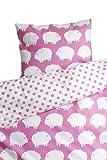 Farg Form - Juego de ropa para sillita de paseo, color rosa