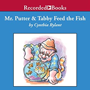 Mr. Putter and Tabby Feed the Fish Audiobook